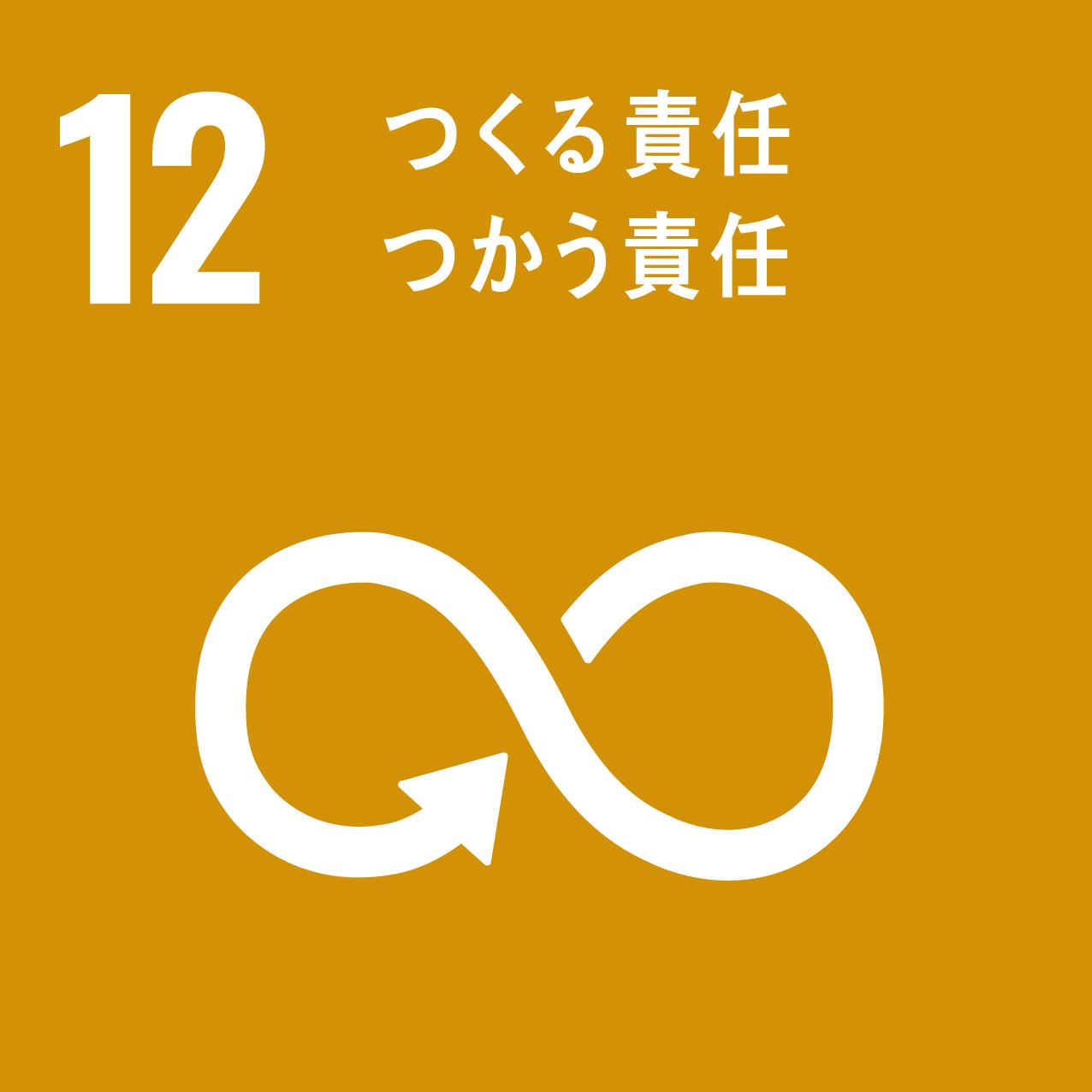 12. つくる責任 つかう責任