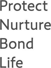 Protect Nurture Bond Life